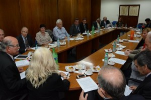 Diferentes instituciones acordaron trabajar en la sanción de una nueva Ley de Salud - PRENSA LEGISLATURA
