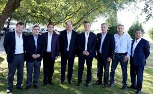 Con la apuesta del cambio en Córdoba, Macri cuestionó al oficialismo por pretender 20 años de gestión
