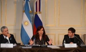 CFK firmará con Putin el acuerdo para la construcción de la sexta central nuclear