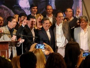 Scioli (presidente) se comprometió a darle a La Rioja, las respuestas y las soluciones aún pendientes