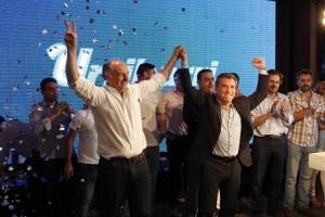 Elecciones: Accastello se ve en la final con Aguad