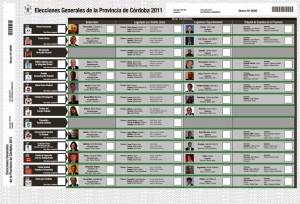 """Elecciones: Justicia Electoral dio precisiones sobre la opción """"Voto Lista Completa""""  en la BUS"""