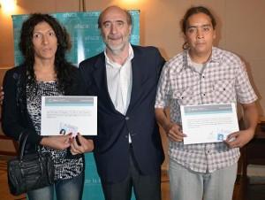Afsca Córdoba entregó el primer carné a locutor de Pueblo Originario