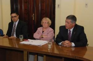 La Unicameral prestó acuerdo a la designación de la cúpula de mando de la DEA de De la Sota