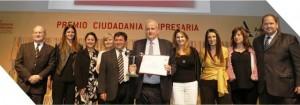 Premio a la gestión empresaria orientada a la sustentabilidad