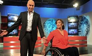 DebateTN: Michetti y Larreta se cuidaron de no confrontar en un debate que subió el tono sobre el final