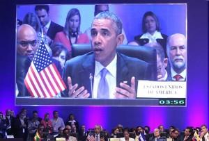 obama cumbre de las americas