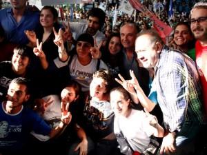 Elecciones: El Frente accastellista organizó foro con más de 5 mil jóvenes