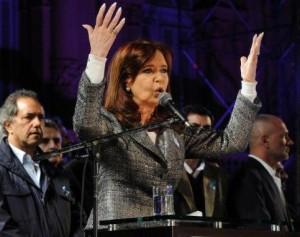 CFK 25 de mayo acto discurso