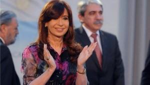 CFK acto 13 de mayo