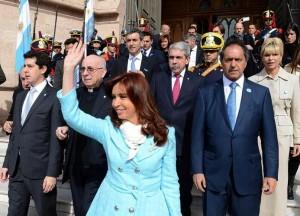 CFK tedeum