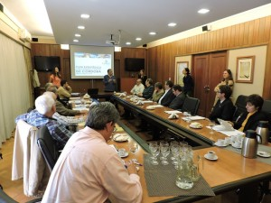 Foro Empresario aporta su visión a la planificación estratégica de COPEC