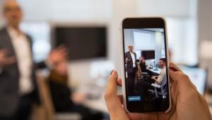 Periscope: App de Twitter para emitir videos en directo desde el celular, llegó a Android