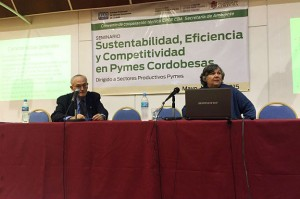 Comenzó seminario de Sustentabilidad y Competitividad