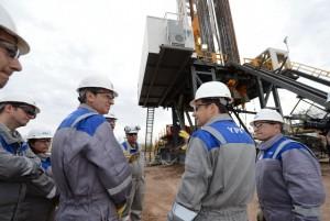 Se anunciaron inversiones por u$s 600 millones para YPF