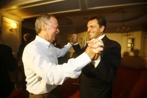 """""""No tengo ninguna duda que Juan es el mejor gobernador que puede tener Córdoba"""""""