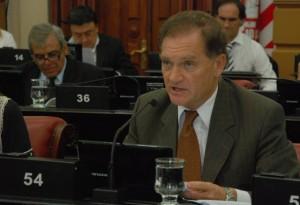 Elecciones: Birri quiere debate sobre política de Seguridad y rol de la Policía