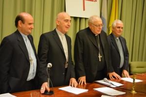 obispos de la Comisión Permanente de la Conferencia Episcopal Argentina