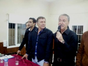 Radicales anti pacto UCR-PRO, expresaron su apoyo a Schiaretti