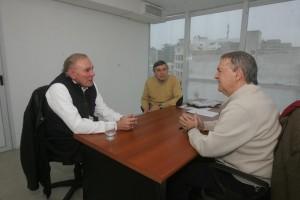 Schiaretti suma apoyo de ex intendente radical y dirigente ruralista
