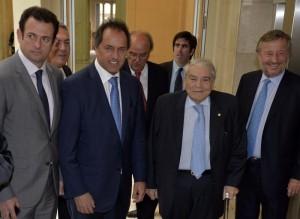 """""""Seré el presidente de la producción y la reindustrialización"""""""