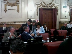 Oficialismo insiste con actitud discriminatoria del Gobierno K para con Córdoba