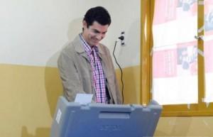 urtubey voto Foto José Romero Telam