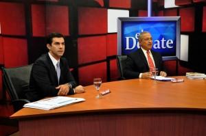 Elecciones: Urtubey y Romero protagonizaron un debate en TV con vistas a los comicios del domingo