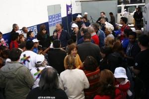 """""""El peronismo militante se moviliza porque se siente representado por nuestro frente"""""""