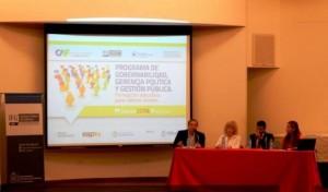 Se puso en marcha una nueva edición del Programa de Gobernabilidad