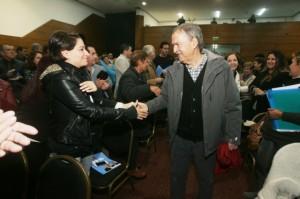 """Para Schiaretti, las ONG son """"el brazo extendido de los Estados"""""""