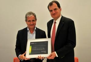 Unify anunció como Embajador Global al Gobierno de la CABA