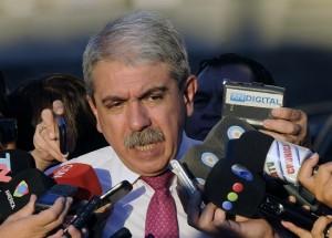 """La Corte Suprema """"no está ausente de la política"""", afirmó Aníbal"""