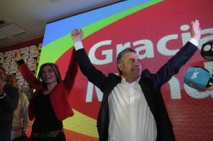 Triunfo de la alianza UCR-PRO en Mendoza. Pese  a la victoria del FPV en Tierra del Fuego habrá balotaje
