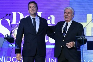 """""""De la única manera que Massa no sea candidato, es si pierde la interna con De la Sota"""""""