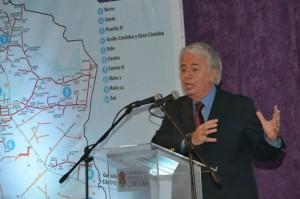 Road show del gobierno cordobés por gasoductos troncales en la Capital del país