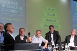 Tras eliminar restricciones a la exportación, Macri afirmó que el Campo puede generar más de 600 mil puestos de trabajo