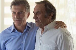 Macri confirmó que Reutemann será su candidato a senador nacional