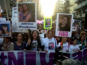 Como en el resto del país, Córdoba fue escenario de una multitudinaria marcha #NiUnaMenos