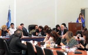 plenario de comisiones 6 leyes codigo procesal penal