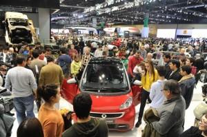 Nueva edición del Salón Internacional del Automóvil con 19 marcas