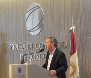 Ante empresarios, Schiaretti afirmó que el Estado provincial está saneado