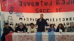 Elecciones: Alfonsinistas y kirchneristas brindaron su apoyo a Schiaretti