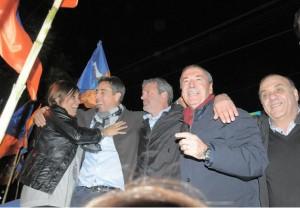 Desde Laguna Larga, Schiaretti celebró el haber recuperado 9 municipios para el peronismo