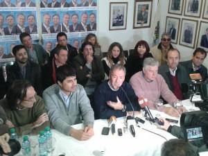 Schiaretti ya se ve gobernador. Prometió obra de cloacas y desagües para Río Cuarto