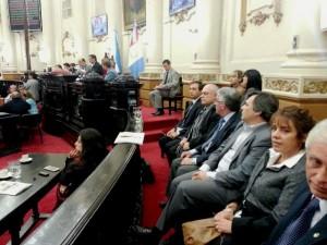 Unicameral convirtió en ley proyecto sobre Seguridad Eléctrica