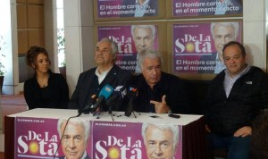 """En medio de las causas que involucran a CFK y Macri, De la Sota les pidió que """"renuncien a sus fueros"""""""