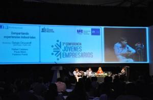 Se viene la 5° Conferencia de Jóvenes Empresarios