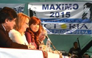 """Elecciones: CFK volvió a cuestionar el giro """"por conveniencia"""" de Macri"""