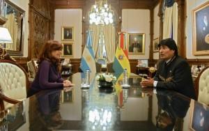 CFK_-_Evo_Morales